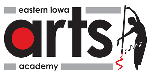 Eastern Iowa Arts Academy Logo